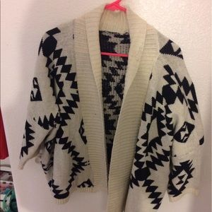 Jackets & Blazers - Patterned Cardigan. Brand new!