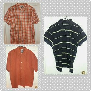 Ocean Current Other - Men's XL Collared Shirts