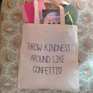 SoShelbie Handbags - SoShelbie 'Kindness' tote