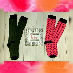 Happy Socks Accessories - NWOT Happy Socks Long Sock Set
