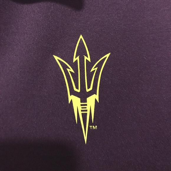 47 Off Nike Other Nike Dri Fit Arizona State Golf Polo: arizona state golf shirts