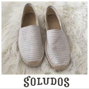 Soludos Shoes - Striped Soludos