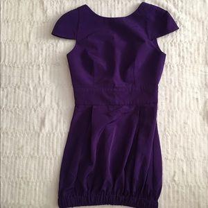 Naven Dresses & Skirts - Naven purple mini dress