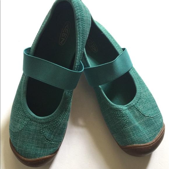 845970895bc Keen Shoes - KEEN Sienna MJ Everglade Mary-Jane Blue Flats Shoe