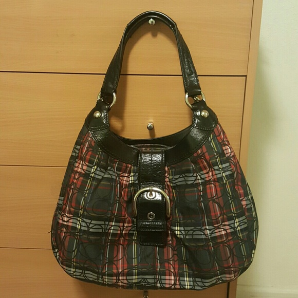 Black Coach Purse For Sale Ebay