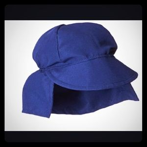 Flap Happy Other - Navy Sun Flap Hat SPF 50