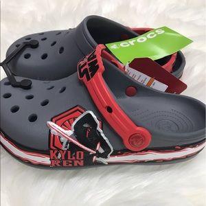 Crocs Star Wars Kylo Ren Sandals