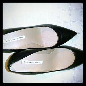 Diane von Furstenberg Designer Black