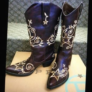 Roper Shoes - ⭕️Cowgirl boots⭕️