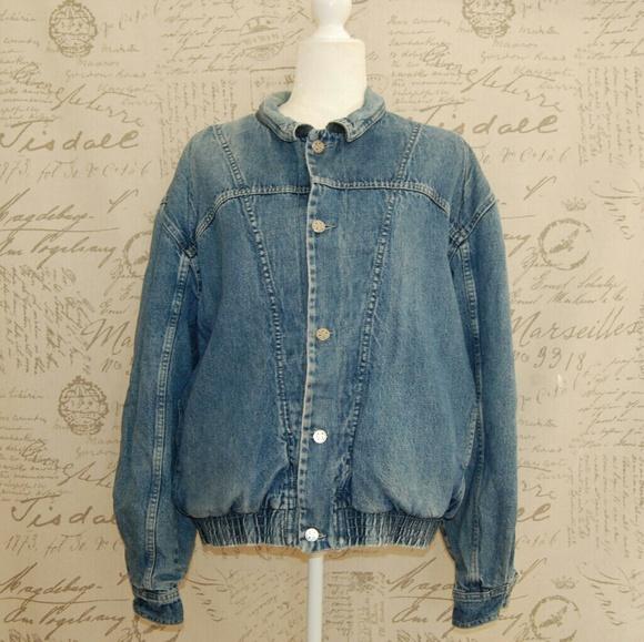 37700189e3 Vintage Maui and Sons Denim Jacket XL. M 5923e357522b4541a70fa791