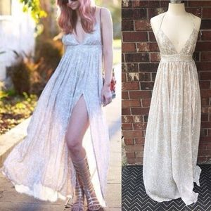 Novella Royale Dresses & Skirts - NOVELLA ROYALE Mystic Dress in White Chantilly