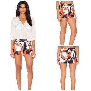 Trina Turk Pants - Trina Turk Corbin 2 Shorts