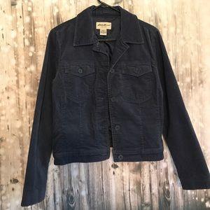Eddie Bauer Jackets & Blazers - Eddie Bauer navy blue jacket S