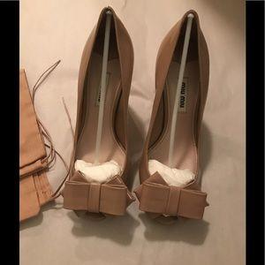 Miu Miu Shoes - Miu Miu Heels