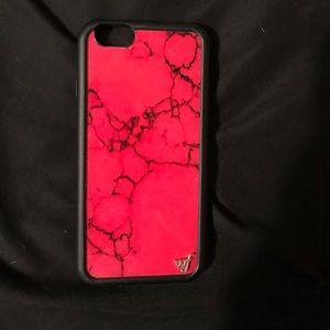 Wildflower Accessories - iPhone 6/6S Marble Wildflower Case
