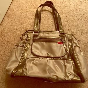 Popular skiphop preloved diaper bag