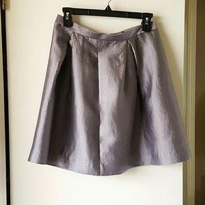 3.1 Phillip Lim Dresses & Skirts - Phillip lim grey silk skirt
