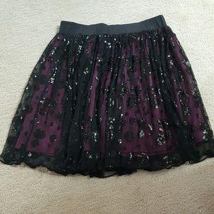 Disney Sequin Skirt