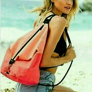 LAST ! Beautiful Victoria's Secret Sling Backpack.