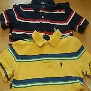 Ralph Lauren Other - Boys E alph Lauren striped shirts