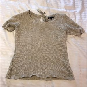 GAP- knitted sweater shirt- size small