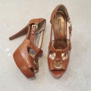 MICHAEL Michael Kors Shoes - MICHAEL Michael Kors Platform Heels