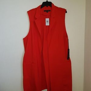 Torrid Jackets & Blazers - Torrid Insider Long Line Vest