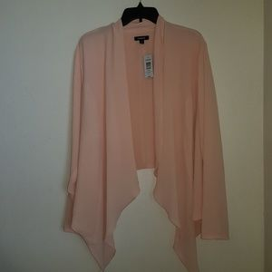 Torrid Jackets & Blazers - Crepe Drape Front Blazer