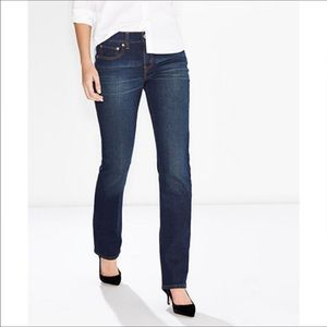 Levi's Denim - Levi's 414 Relaxed Straight Jeans