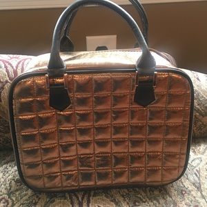 Makeup and jewelry travel case