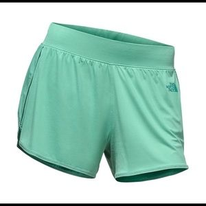 The North Face Pants - The North Face Agate Green Versitas Shorts NWT