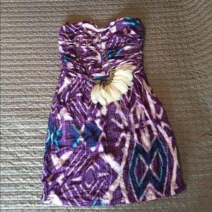 Charlie Jade Dresses & Skirts - Charlie Jade Strapless Dress
