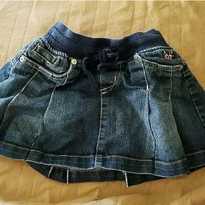 Justice Other - Girls Justice size 8 regular jean skirt