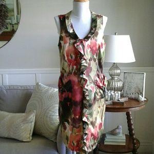 Simply Vera Vera Wang Dresses & Skirts - Simply Vera Wang Sleeveles Sheath  Dress