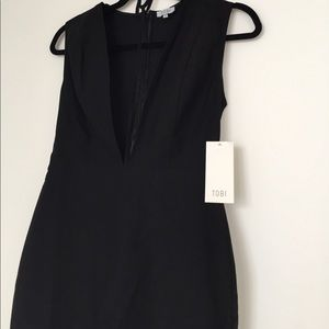 Tobi Dresses & Skirts - Black TOBI dress NWT SZ M