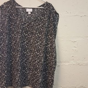 Pure Energy Tops - Cocoon Blouse - Pure Energy - Size 2X - NWT