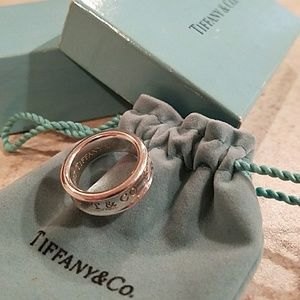 Tiffany & Co. Jewelry - Authentic Tiffany 1837 Ring Size 4.5 or 5 (?)