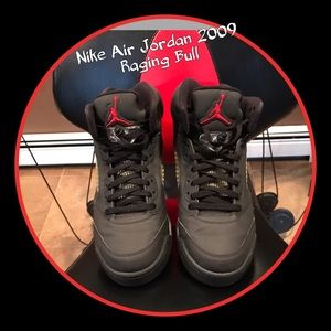 Jordan Other - Jordan 2009 Raging Bull 3M