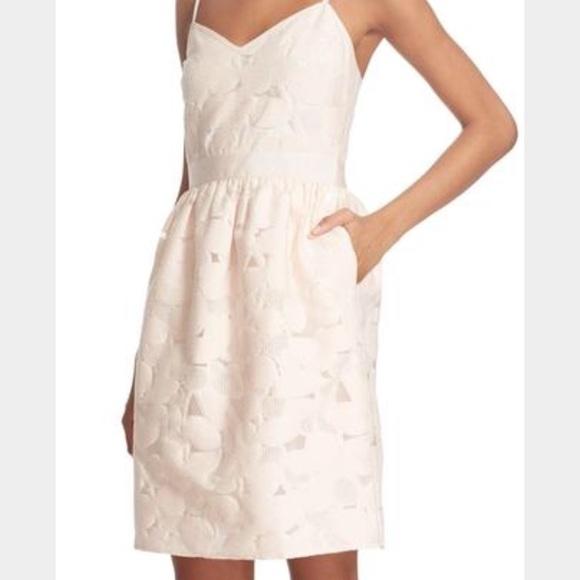 f2208f6b1 Ted Baker Quancie floral lace applique dress