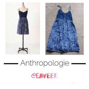 Anthropologie Dresses & Skirts - ❗️Final Price❗️Anthropologie Silk Dress, NWOT