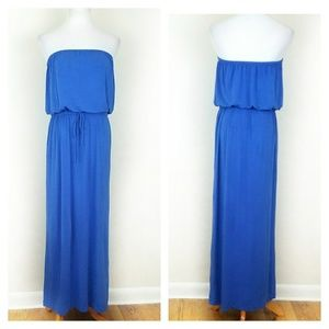 J. Crew Dresses & Skirts - J Crew Strapless Maxi Dress