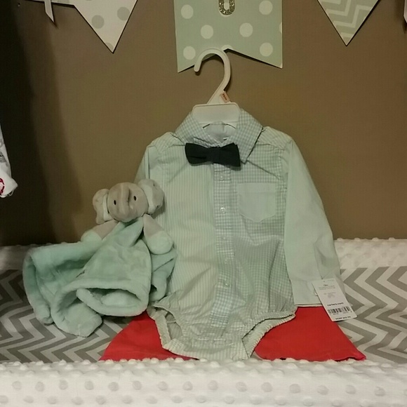 Carter's Other - Carters Boy Suit