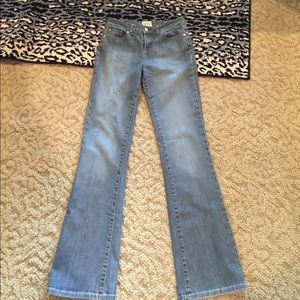 "Long Elegant Legs Denim - LEL JEANS SIZE 10 TALL 35 1/2"" INSEAM 1% SPANDEX"