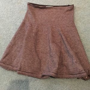 BRAND NEW- zara skirt can be worn as tube top too