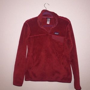 Patagonia Sweaters - Patagonia Re-Tool Pullover Fleece Size Medium