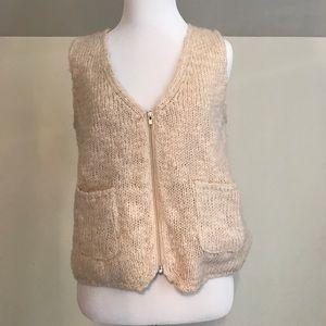 Silence &Noise Knit sweater Vest