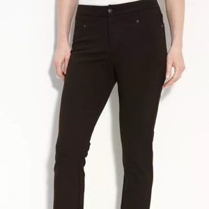 Not your daughters jeans Pants - NYDJ black skinny tummy tuck ponte pants size 6