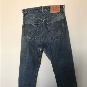 Levi's Jeans - Vintage Selvedge American Made Levi's Jeans
