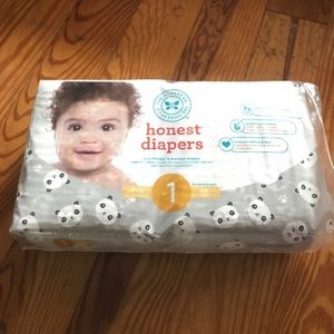 The Honest Company Other - Honest Company Diapers Size 1