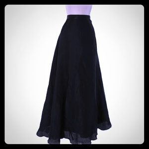 JS Collections Dresses & Skirts - JS collections black full formal skirt